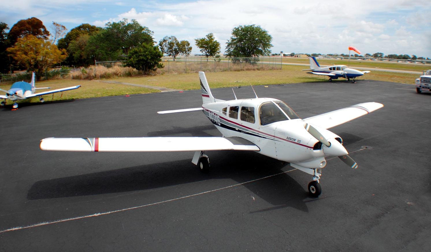 Altitude Auto Sales >> Piper Turbo Arrow III - Bravan Aviation - Bravan Aviation